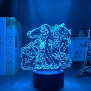 TRAFALGAR D. WATER LAW STANCE LED ANIME LAMP (ONE PIECE) Otaku0705 TOUCH Official Anime Light Lamp Merch