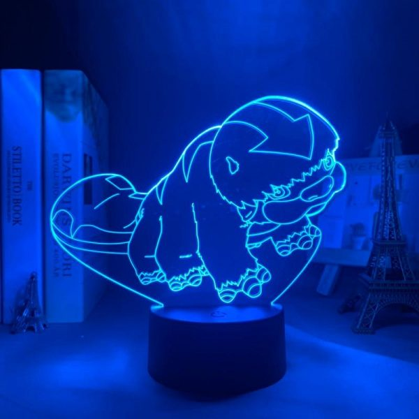product image 1651487607 - Anime 3D lamp
