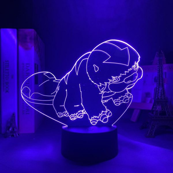 product image 1651487618 - Anime 3D lamp