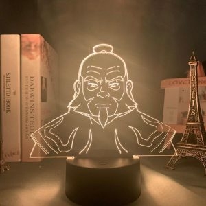 IROH LED ANIME LAMP (AVATAR THE LAST AIRBENDER) Otaku0705 TOUCH +(REMOTE) Official Anime Light Lamp Merch