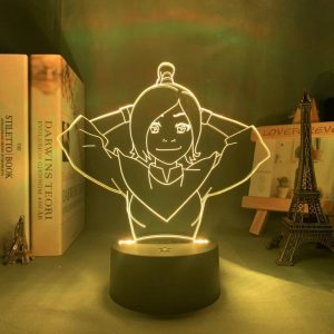 TY LEE ANIME LED LAMP (AVATAR THE LAST AIRBENDER) Otaku0705 TOUCH +(REMOTE) Official Anime Light Lamp Merch