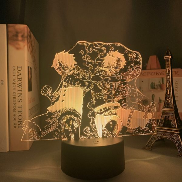 product image 1651688198 - Anime 3D lamp