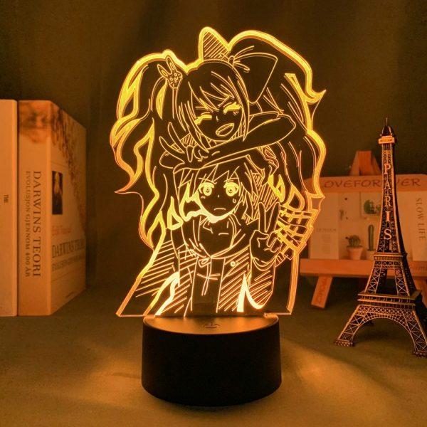 MAKOTO X IBUKI LED ANIME LAMP (DANGANRONPA) Otaku0705 TOUCH Official Anime Light Lamp Merch