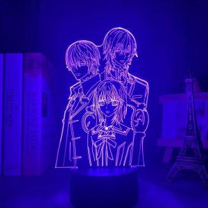 VAMPIRE KNIGHT LED ANIME LAMP (VAMPIRE KNIGHT) Otaku0705 TOUCH Official Anime Light Lamp Merch