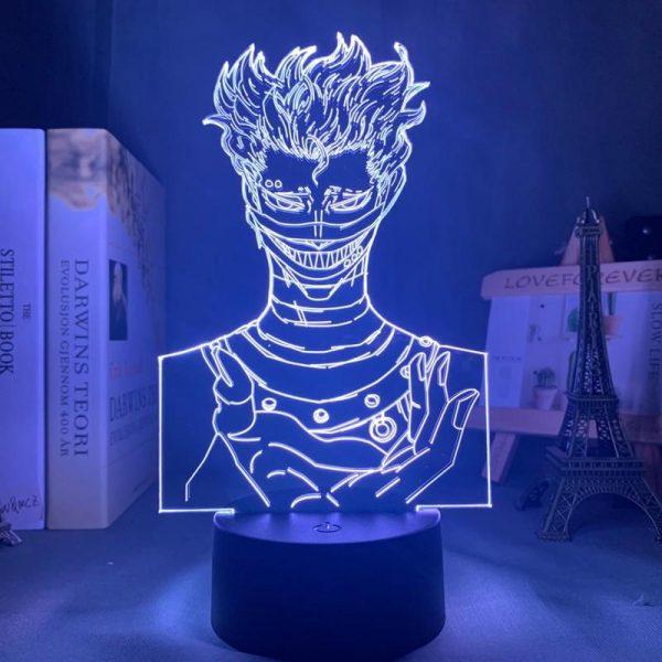 ZORA IDEALE LED ANIME LAMPS (BLACK CLOVER) Otaku0705 TOUCH Official Anime Light Lamp Merch