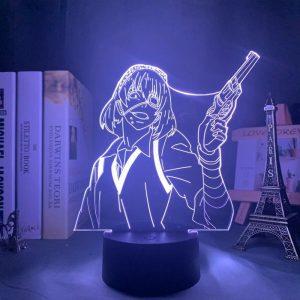 MIDARI LED ANIME LAMP (KAKEGURUI) Otaku0705 TOUCH Official Anime Light Lamp Merch