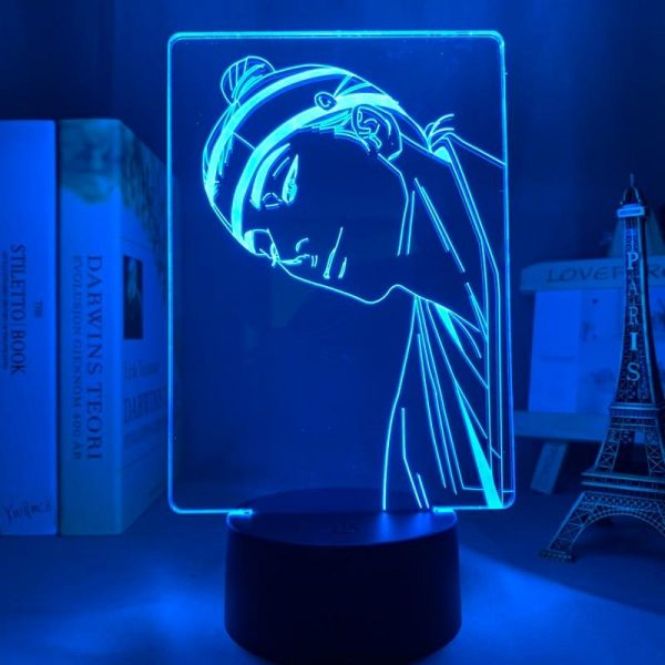 YOON SMIRK LED ANIME LAMP (PAINTER OF THE NIGHT) Otaku0705 TOUCH Official Anime Light Lamp Merch