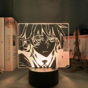 MIKAELA HYAKUYA LED ANIME LAMP (SERAPH OF THE END) Otaku0705 TOUCH Official Anime Light Lamp Merch