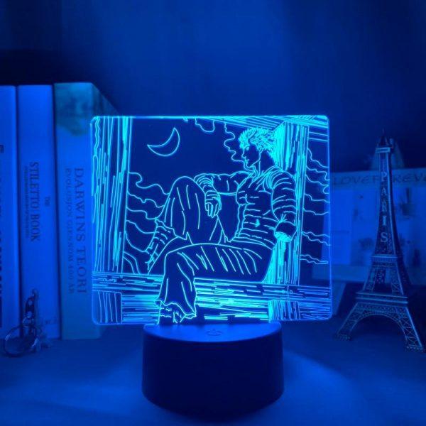 GUTS ON WINDOW LED ANIME LAMP (BERSERK) Otaku0705 TOUCH Official Anime Light Lamp Merch