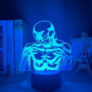 GUTS LED ANIME LAMP (BERSERK) Otaku0705 TOUCH Official Anime Light Lamp Merch