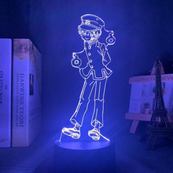 YUGI LED ANIME LAMP (TOILET-BOUND HANAKO-KUN) Otaku0705 TOUCH Official Anime Light Lamp Merch