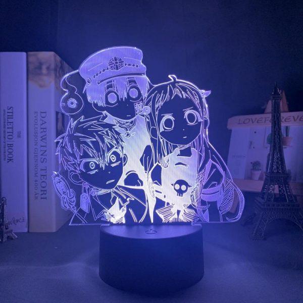 TOUCH Official Anime Light Lamp Merch
