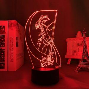 MAKA ALBARN LED ANIME LAMP (SOUL EATER) Otaku0705 TOUCH +(REMOTE) Official Anime Light Lamp Merch