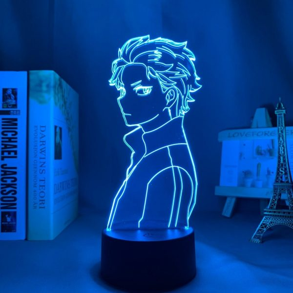 NATSUKI LED ANIME LAMP (RE:ZERO) Otaku0705 TOUCH Official Anime Light Lamp Merch