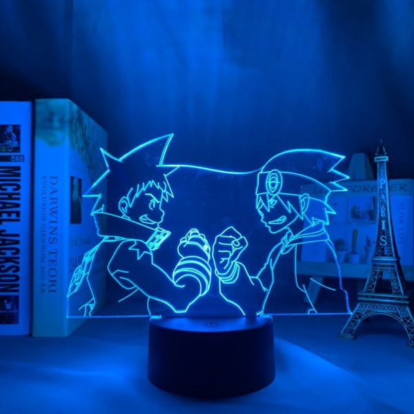product image 1667484425 - Anime 3D lamp