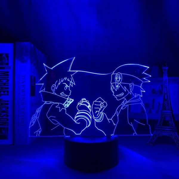 product image 1667484430 - Anime 3D lamp