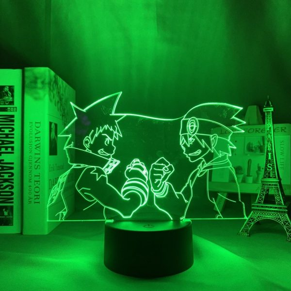product image 1667484435 - Anime 3D lamp