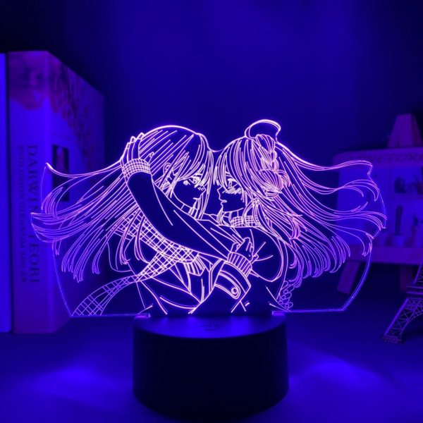 product image 1667488016 - Anime 3D lamp