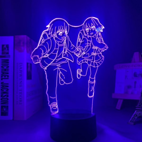 product image 1667488992 - Anime 3D lamp