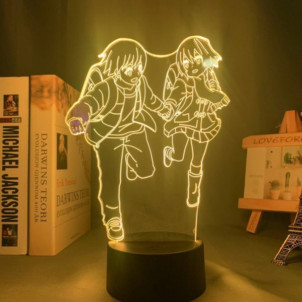 product image 1667488993 - Anime 3D lamp