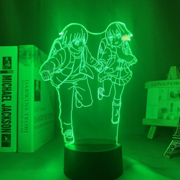 product image 1667488998 - Anime 3D lamp