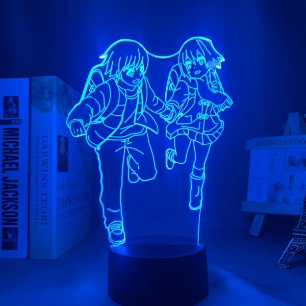 product image 1667489002 - Anime 3D lamp