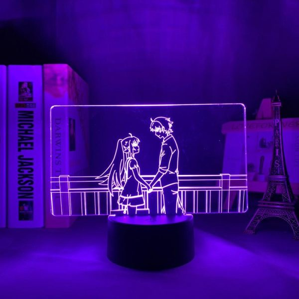 product image 1667497788 - Anime 3D lamp