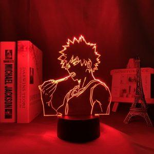 BAKUGO EATING LED ANIME LAMP (MY HERO ACADEMIA) Otaku0705 TOUCH +(REMOTE) Official Anime Light Lamp Merch