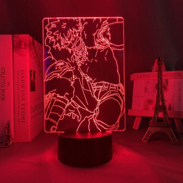 BAKUGO BOOM LED ANIME LAMP (MY HERO ACADEMIA) Otaku0705 TOUCH Official Anime Light Lamp Merch