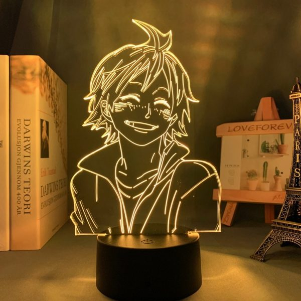 TADASHI YAMAGUCHI LED ANIME LAMP (HAIKYUU!!) Otaku0705 TOUCH Official Anime Light Lamp Merch