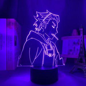 KEISHIN UKAI LED ANIME LAMP (HAIKYUU!!) Otaku0705 TOUCH +(REMOTE) Official Anime Light Lamp Merch