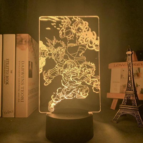 product image 1671937219 - Anime 3D lamp