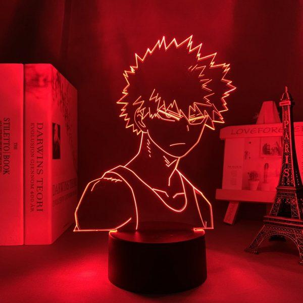 BAKUGO CHILL LED ANIME LAMP (MY HERO ACADEMIA) Otaku0705 TOUCH Official Anime Light Lamp Merch
