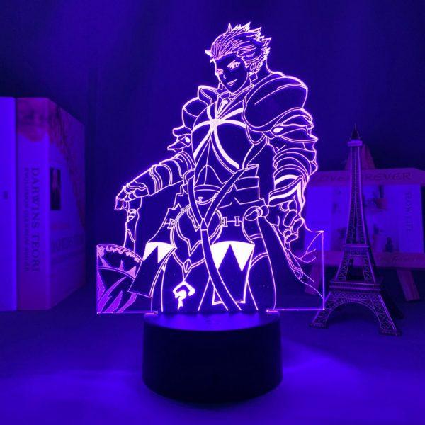 GILGAMESH LED ANIME LAMP (FATE/STAY NIGHT) Otaku0705 TOUCH Official Anime Light Lamp Merch