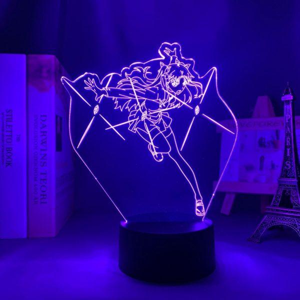 RIN TOHSAKA LED ANIME LAMP (FATE/STAY NIGHT) Otaku0705 TOUCH +(REMOTE) Official Anime Light Lamp Merch