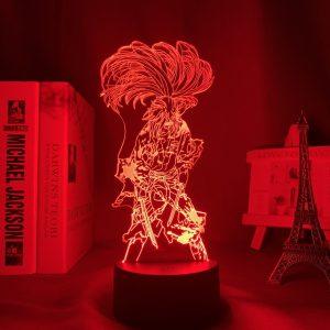 HYAKKIMARU LED ANIME LAMP (DORORO) Otaku0705 TOUCH +(REMOTE) Official Anime Light Lamp Merch