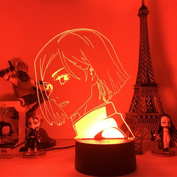 product image 1680600534 - Anime 3D lamp