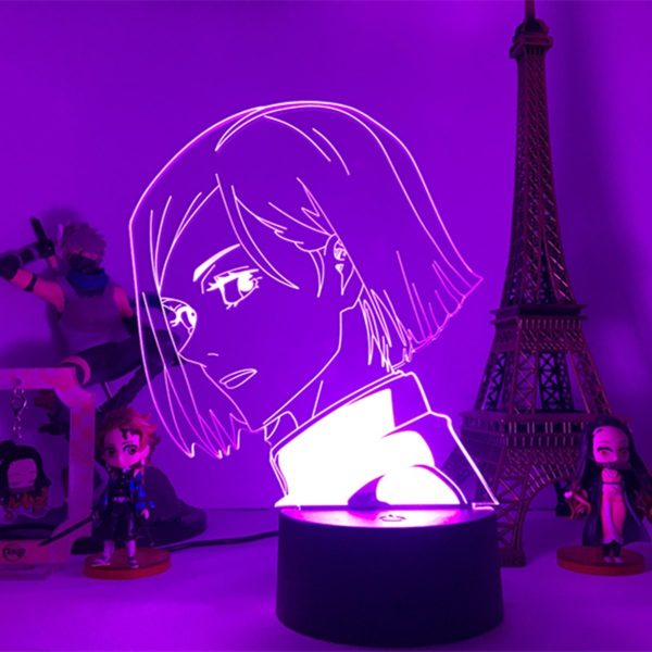 product image 1680600535 - Anime 3D lamp