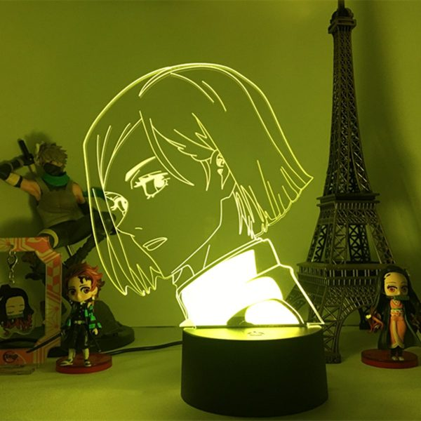 product image 1680600537 - Anime 3D lamp