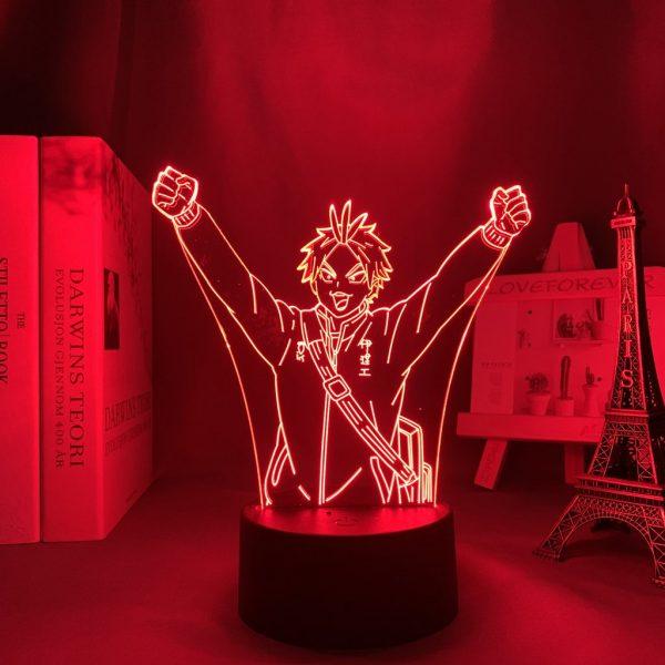 KANJI KOGANEGAWA LED ANIME LAMP (HAIKYUU!!) Otaku0705 TOUCH Official Anime Light Lamp Merch