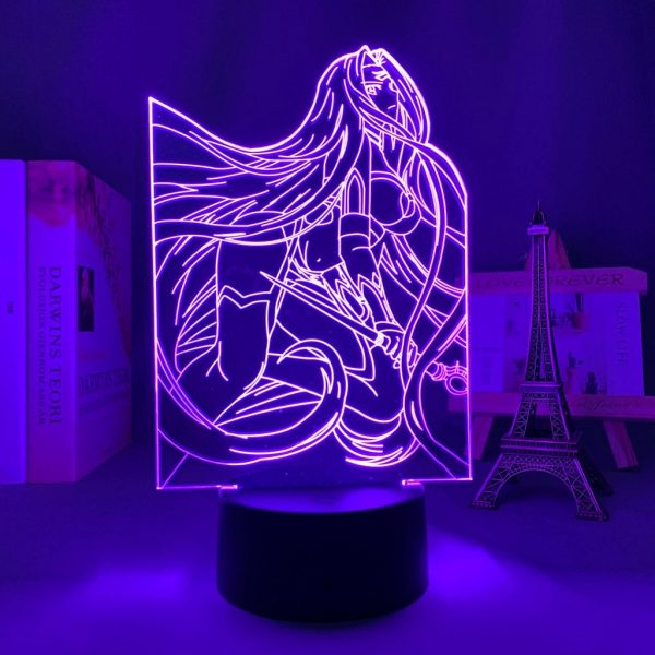 RIDER LED ANIME LAMP (FATE/STAY NIGHT) Otaku0705 TOUCH +(REMOTE) Official Anime Light Lamp Merch