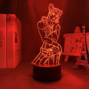 JOLYNE CUJOH LED ANIME LAMPS (JOJO'S BIZARRE ADVENTURE) Otaku0705 TOUCH Official Anime Light Lamp Merch