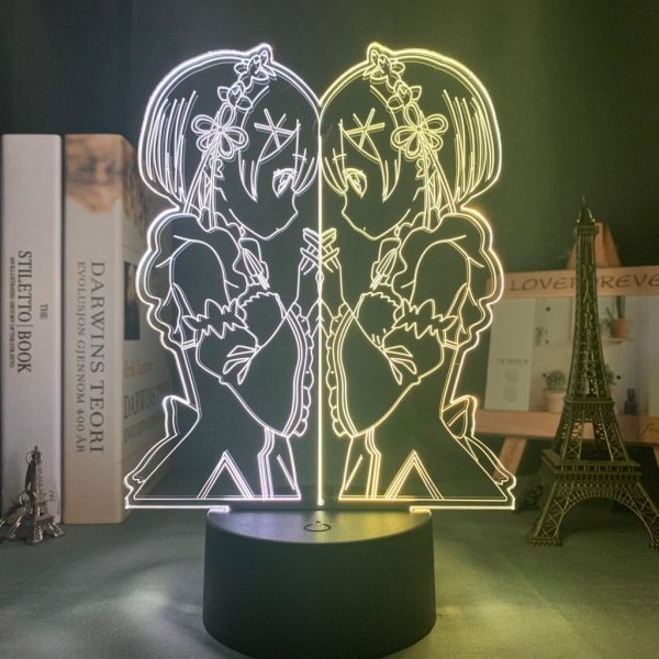 product image 1685805149 - Anime 3D lamp