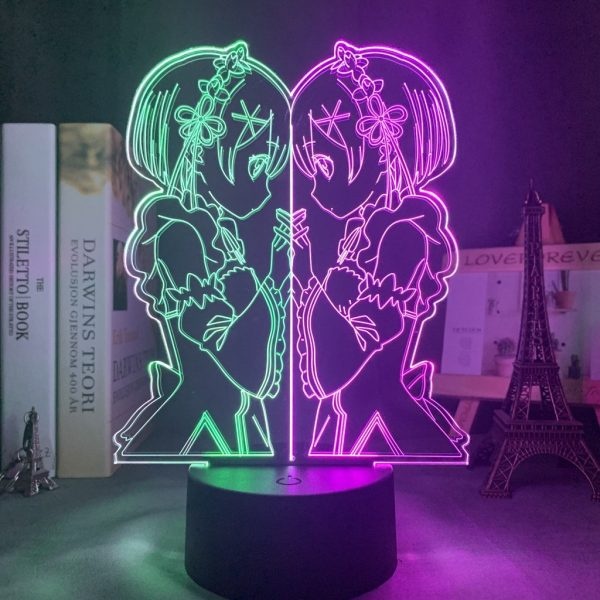 product image 1685805156 - Anime 3D lamp