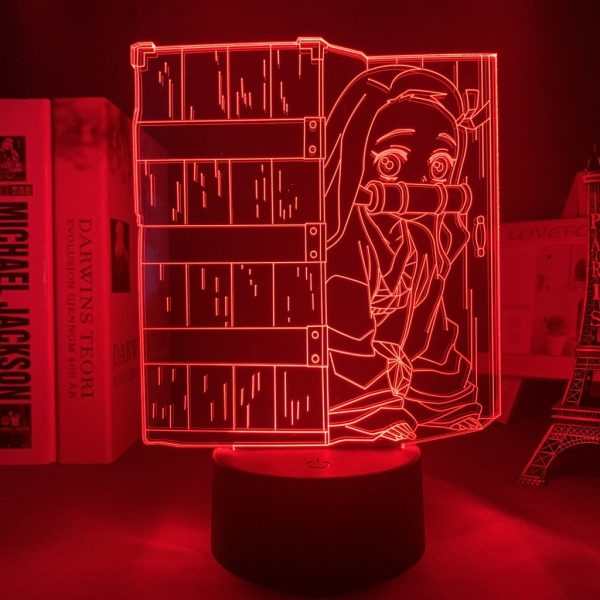 product image 1690536047 - Anime 3D lamp