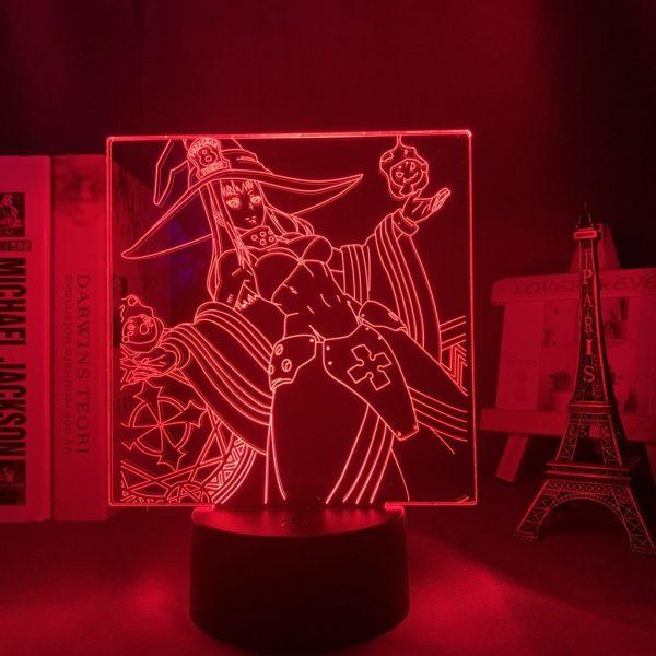 MAKI OZE + LED ANIME LAMP (FIRE FORCE) Otaku0705 TOUCH +(REMOTE) Official Anime Light Lamp Merch