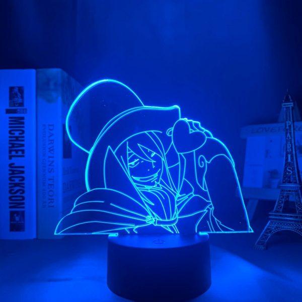MEPHISTO PHELES LED ANIME LAMP (BLUE EXORCIST) Otaku0705 TOUCH Official Anime Light Lamp Merch