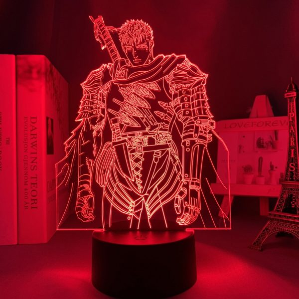 product image 1694524206 - Anime 3D lamp