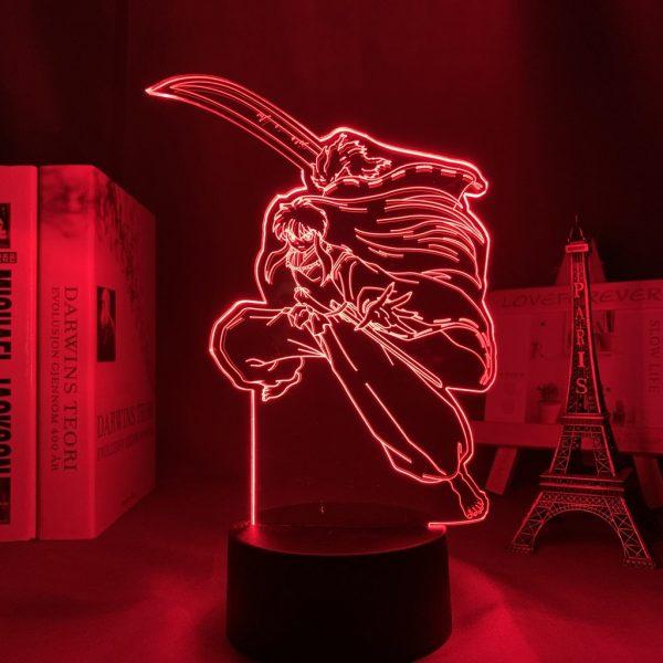 INUYASHA SLAYS LED ANIME LAMP (INUYASHA) Otaku0705 TOUCH +(REMOTE) Official Anime Light Lamp Merch