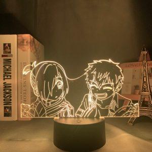 KUN AND KOU LED ANIME LAMP (TOILET-BOUND HANAKO-KUN) Otaku0705 TOUCH +(REMOTE) Official Anime Light Lamp Merch